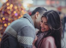 Cadeau dans un couple
