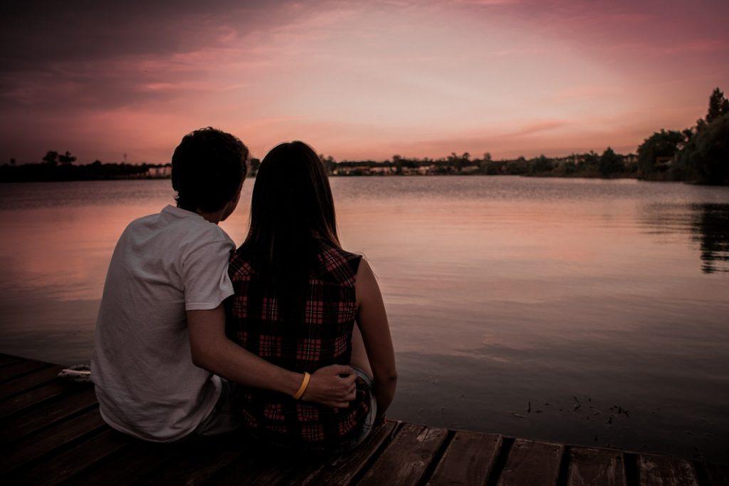 Vie de couple amoureux